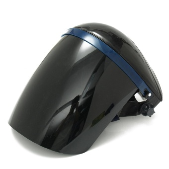 Adjustable Welding Helmet ARC TIG MIG Welder Lens Grinding Mask + Safety Goggles Black Cover + PC Black Screen - intl - 2