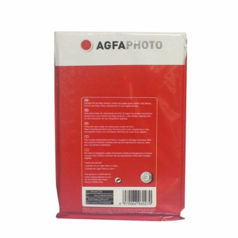 Agfa Inkjet Glossy Photo Paper 240GSM 4R Pack of 3 - 2