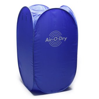 Air O Dry Portable Clothes Dryer (Blue) - 2