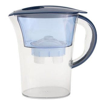 Alkaline Water Pitcher - 2.5L Pure Healthy Mineral Water Lonizer Filter Jug - intl