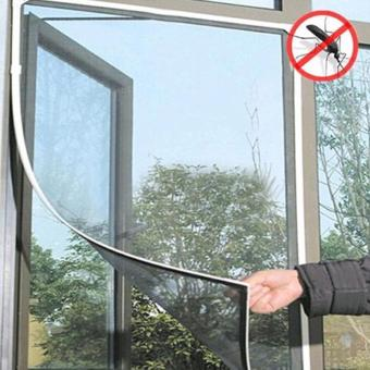 Allwin Anti-Insect Fly Bug Mosquito Door Window Curtain Net Mesh Screen Protector
