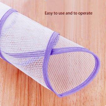 Allwin Anti Skid Anti Scalding Ironing Heat Insulation Pad Household Application 50*35CM - intl - 2