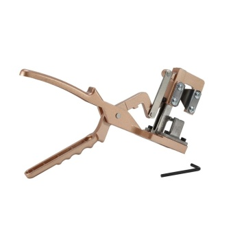 Aluminum Alloy Garden Fruit Trees Shears Scissor Grafting CuttingTool Anti-Slip Handle - intl - 4