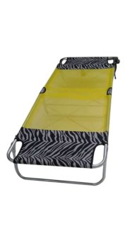 Aries R Us FB2110 Fontana Cool Folding Bed (Yellow)