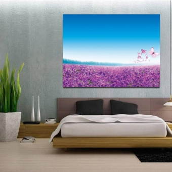 Art Modern Abstract Painting Canvas Picture Print Wall HangingsDecor NO frame - intl