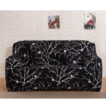 Art Spandex Stretch Slipcover Printed Sofa Furniture Cover - intl - 4