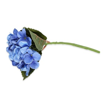 Artificial Flower Hydrangea Wedding Bouquet Home Decor - intl - 4