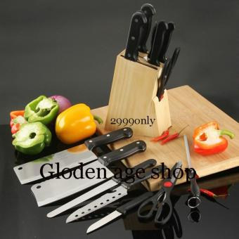 AS SEEN ON TV 8 pieces /set Stainless steel kitchen knives