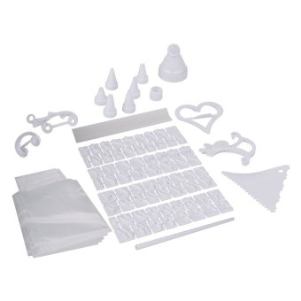 As Seen on TV Cake Decorating Kit 100-piece Set