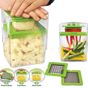 As Seen on TV Chop Magic Manual Slicer and Dicer