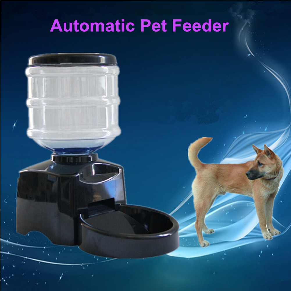philippines automatic pet feeder programmable timer food station