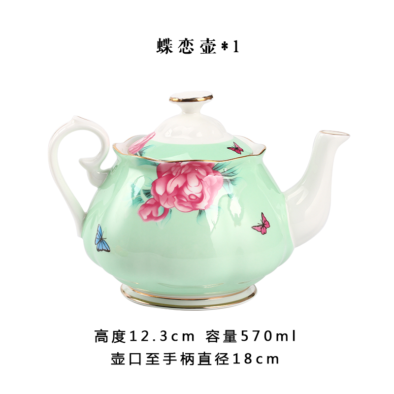 Avalon bone china British teapot