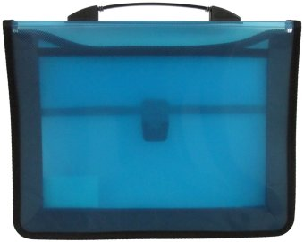 Axis Document Case (Blue) - 2