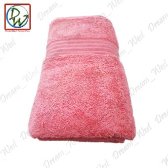 Bath Towel USA Cotton Deluxe by Canadian (Hot Pink) Price Philippines