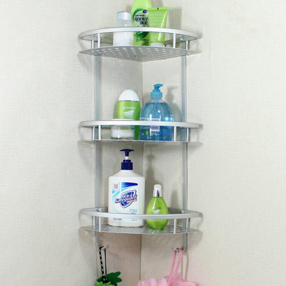 Philippines | Bathroom Accessories Space Aluminum Shower Caddy Wire ...