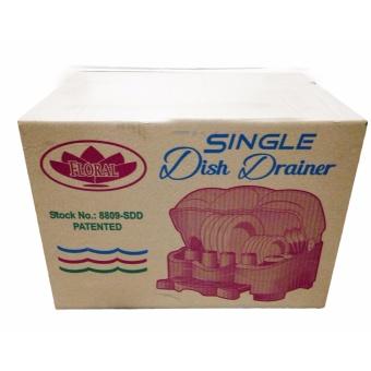 Beautiful Good Plastic Kitchen Dish Storage Cabinet Dish CabinetDish Organizer Dish Drainer 8809SDD - 3