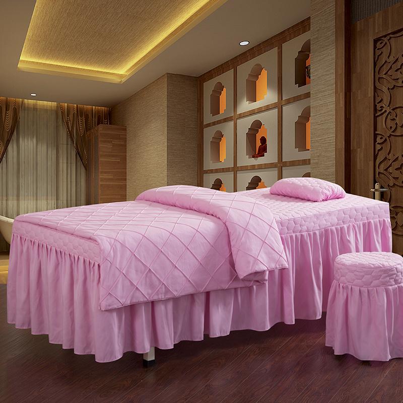 Beauty Salon Spa Body Massage Bed Sheets