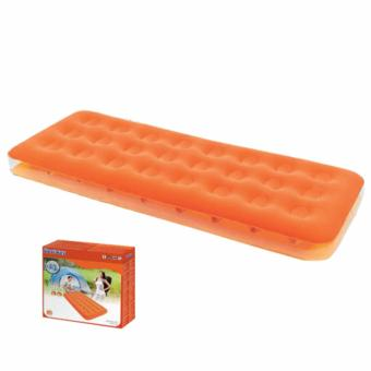 Bestway Fashion-Flocked Air Mattress Twin