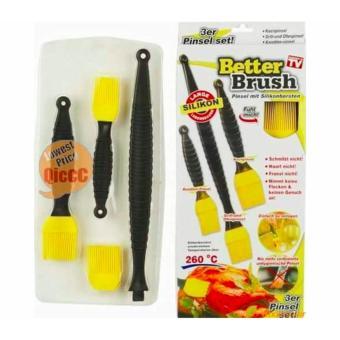 Better Brush BBQ Barbeque Set (Black) - 4