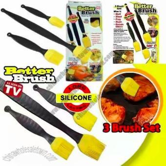 Better Brush BBQ Barbeque Set (Black) - 3