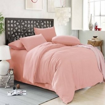 Beverly's Linen Collection Solid Plain Bedsheet