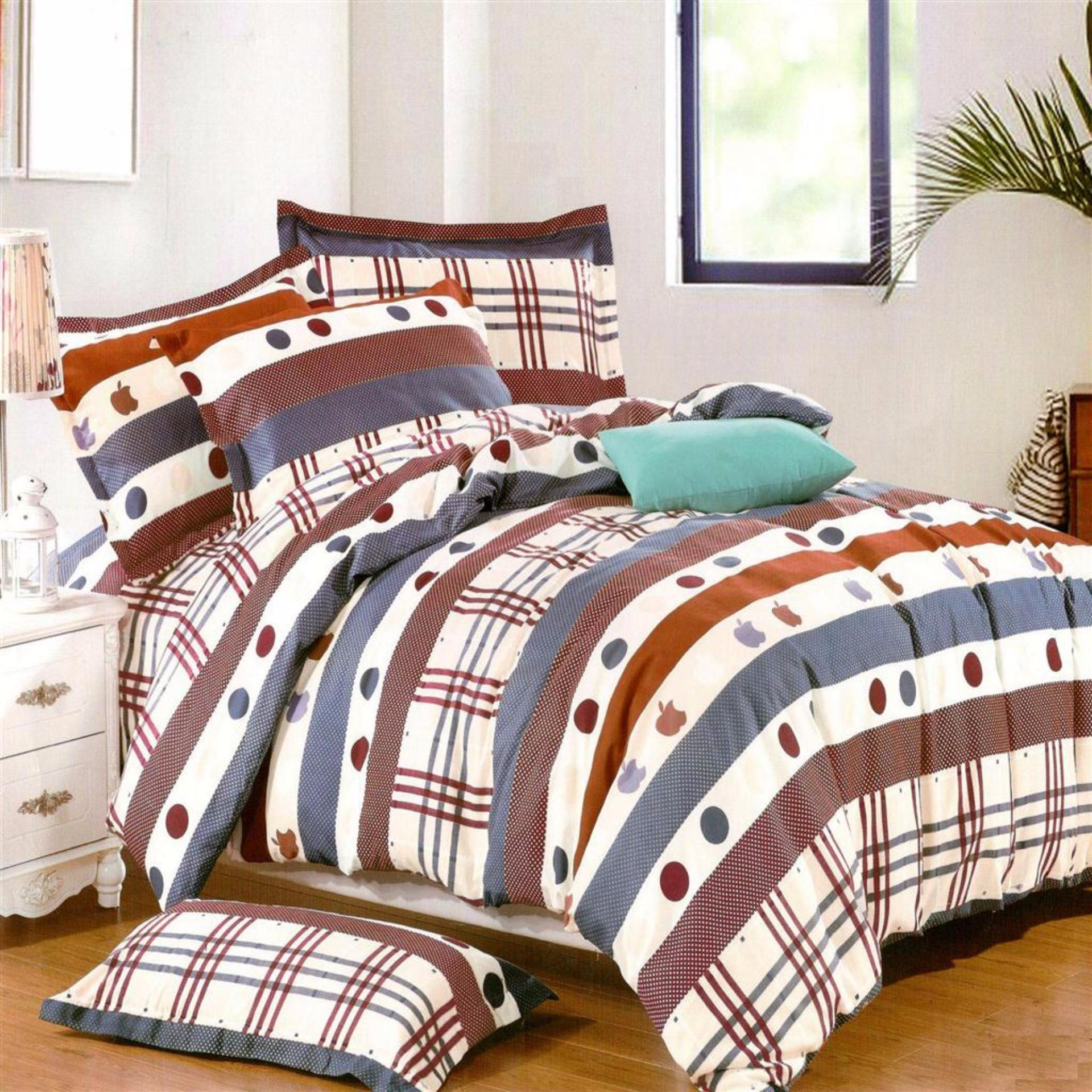 Beverly's Linen Collection Fitted Bedsheet Set of 3 (BBL-131)