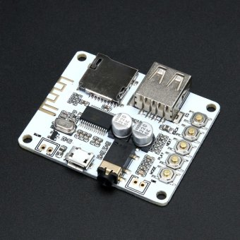 Bluetooth Audio Receiver Module USB TF/SD Card Decoding BoardPreamp Output - intl - 3
