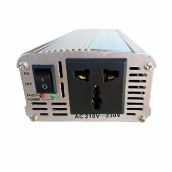 Bosca Sua-2000A 2000W 12V Dc To 230V Mute Enhandced Version Car Home Ac Solar Energy Emergency Power Supply Inverter #0124 - 3