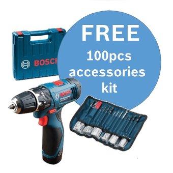 Bosch GSB 1080-2Li Professional Cordless Impact Drill