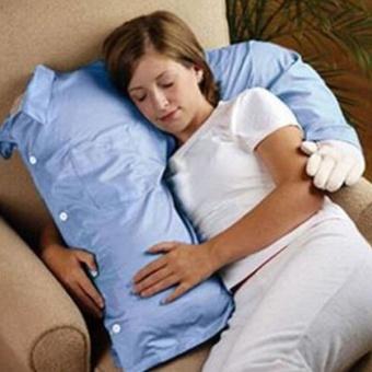 Boyfriend Arm Body Hug Snuggle Throw Cushion Washable Bed SofaPillow - intl - 2