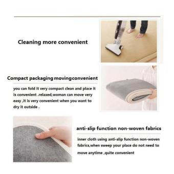 BUYINCOINS Comfort and Smooth Carpet - intl - 3