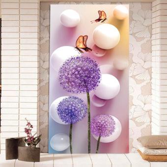Candy Online Dandelion DIY 5D Diamond Painting Cross Stitch FullDrill Rhinestone Painting Decor #8936 - 2