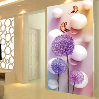 Candy Online Dandelion DIY 5D Diamond Painting Cross Stitch FullDrill Rhinestone Painting Decor #8936 - 3