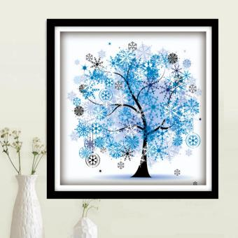 Candy Online Winter Fortune Tree DIY 5D Diamond Painting CrossStitch Full Drill Rhinestone Painting Decor #8751 Price Philippines