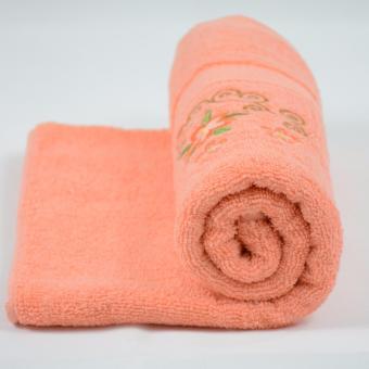 Cannon 6 IN 1 Bath Towel (Flowers Design - F002) - 5