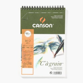 Canson 14.8 x 21 cm Light Grain Sketch Pad Price Philippines
