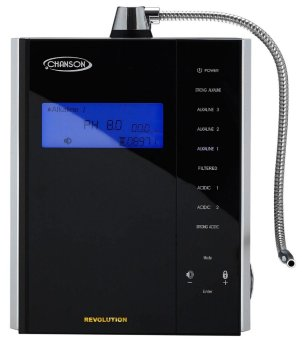 Chanson 9-Plate Miracle Max Water Ionizer