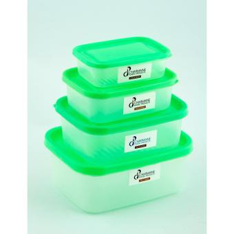 Charm Plasticware Food keeper (set of 4) Price Philippines