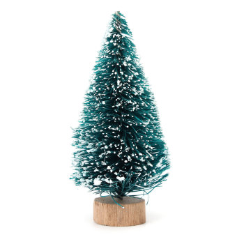 Christmas Decoration Mini Tree Ornaments Tavern Shop Bar Pub Home Decor