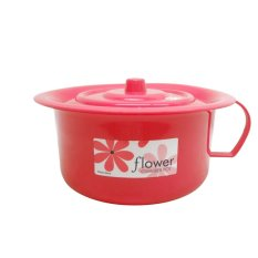Clean ware Chamber Pot 22-AB Pink 444084B W32 Philippines