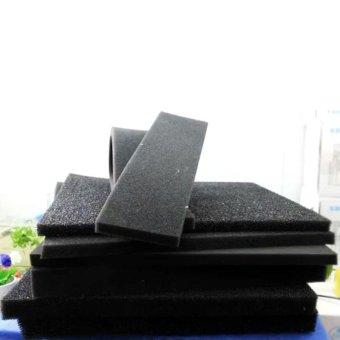 Cocotina Filtration Foam Aquarium Fish Tank Filter Sponge P Black -intl ...