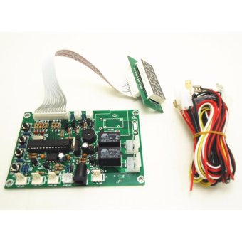coin changer control board, banknote to coin or token main board - intl