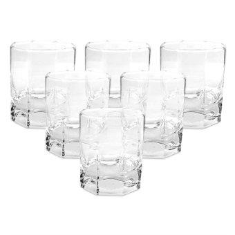 Colony HQ-215 Nicole Octagonal Glass, Set of 6