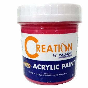 Creation Acrylic Paint 100ml / Acrylic Colours Ideal on Styropor,Textile, Streamer, Paper, Wood and etc. Price Philippines