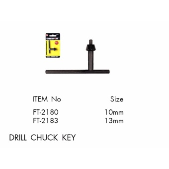Creston Drill Chuck Key (13mm)