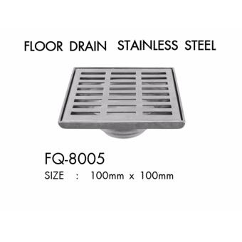 Creston Floor Drain Stainless Steel (100mm x 100mm) Price Philippines