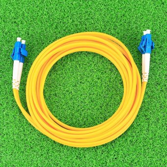 CRUISER Duplex Single Mode LC-LC Fiber Optic Patch Cord JumperCable 3M - 3