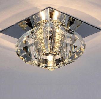 Crystal LED Ceiling Light Lamp Lighting Chandelier - 4