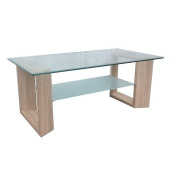 CT119 Center Table Clear Glass Lazada PH
