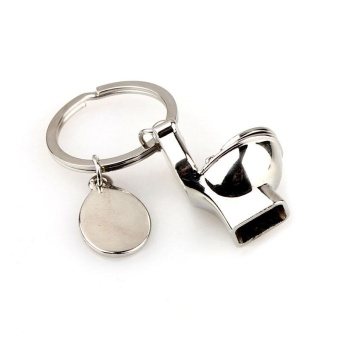 Cute Key Ring Keyfob Keychains Gift Creative Toilet Lovely KeyringsChain - intl - 2